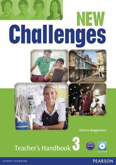 Mugglestone Patricia: New Challenges 3 Teacher´s Handbook w/ Multi-Rom Pack