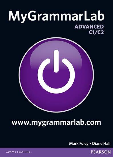 Hall Diane: MyGrammarLab Advanced w/ MyEnglishLab Pack (no key)