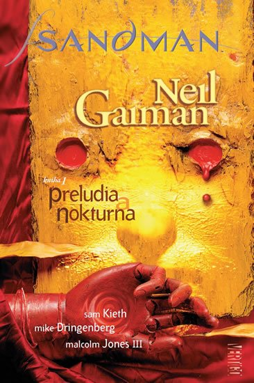 Gaiman Neil: Sandman 1 - Preludia a Nokturna