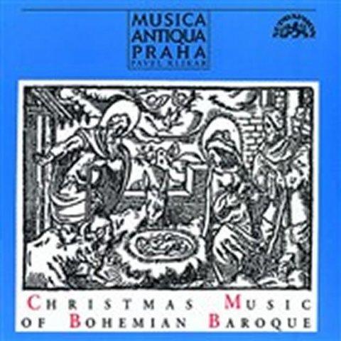 Různí interpreti: Česká barokní vánoční hudba - CD