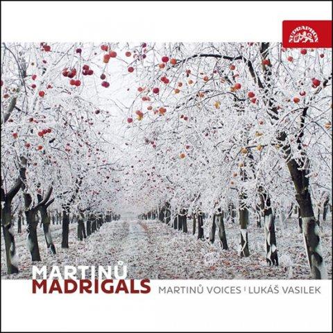Martinů Bohuslav: Martinů Madrigaly - CD
