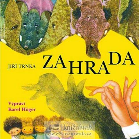 Trnka Jiří: Zahrada Trnka - CD