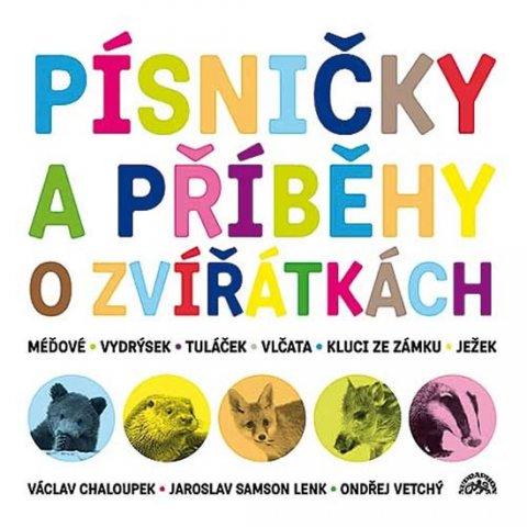 neuveden: Písničky a příběhy o zvířátkách - 2CD
