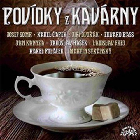 Bass Eduard, Čapek Karel, Hašek Jaroslav, Poláček Karel: Povídky z kavárny - CDmp3