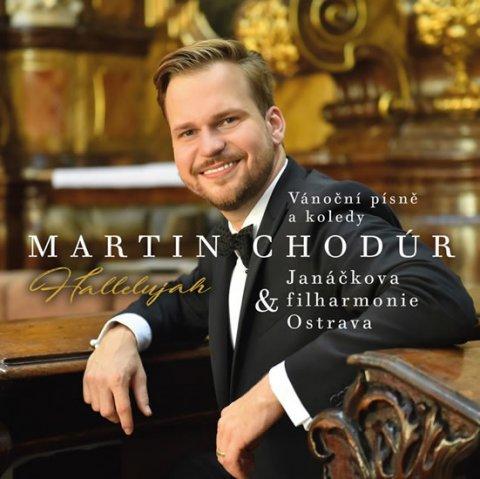 Chodúr Martin: Hallelujah (Vánoční písně a koledy) - CD
