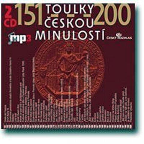 kolektiv autorů: Toulky českou minulostí 151-200 - 2CD/mp3