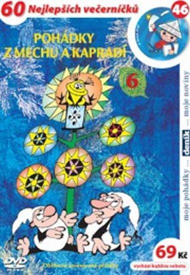 Smetana Zdeněk: Pohádky z mechu a kapradí 6. - DVD