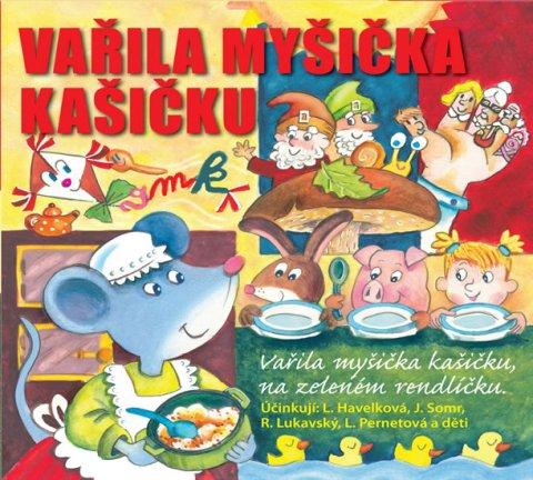 neuveden: Vařila myšička kašičku - CD