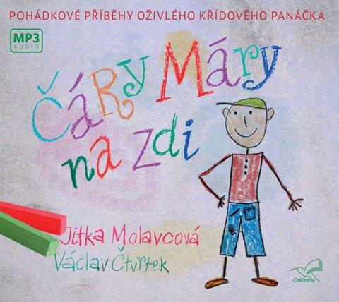 Čtvrtek Václav: Čáry máry na zdi - CDmp3