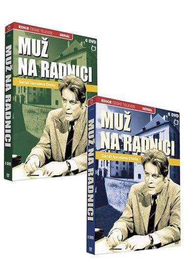 neuveden: Muž na radnici - 11 DVD