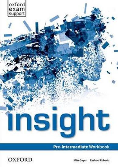 Sayer Mike: Insight Pre-intermediate Workbook