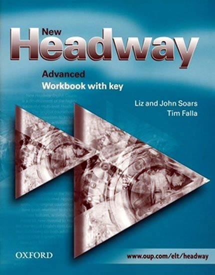 Soars John and Liz: New Headway Advanced Workbook with Key
