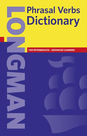 neuveden: Longman Phrasal Verbs Dictionary Paper