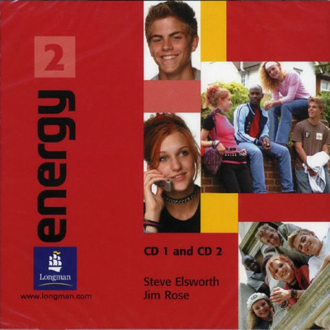 Elsworth Steve: Energy 2 Class Audio CD