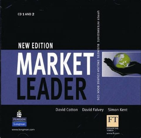 Cotton David: Market Leader Upper-Intermediate Class CD (2) NE