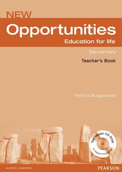 Mugglestone Patricia: New Opportunities Elementary Teacher´s Book Pack