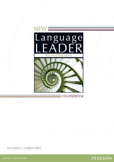 Rees Gareth: New Language Leader Pre-Intermediate Coursebook