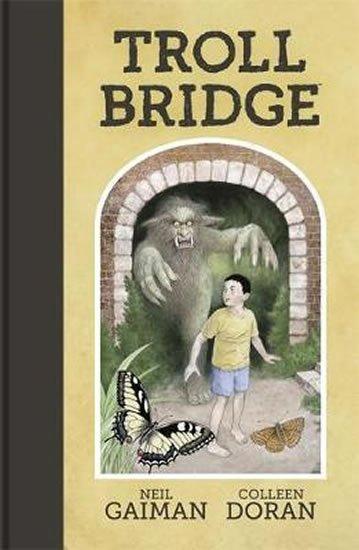Gaiman Neil: Troll Book