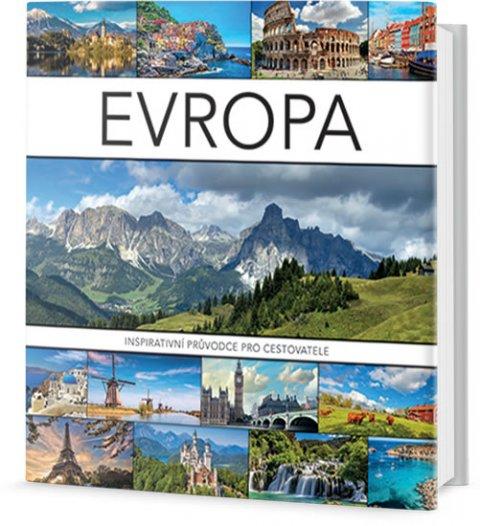 neuveden: Evropa - Inspirativní průvodce pro cestovatele