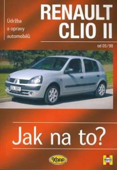 Legg,Gill: Renault Clio II od 05/98 - Jak na to? - 87.