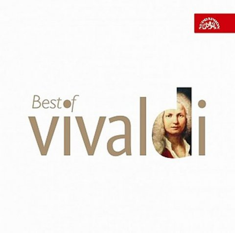 Vivaldi Antonio: Best of Vivaldi CD