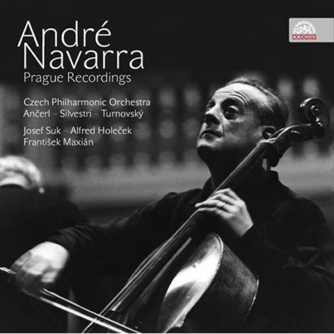 Navarra André: Prague Recordings - 5CD
