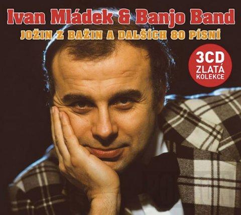 Mládek Ivan: Jožin z bažin a dalších 80 písní 3CD