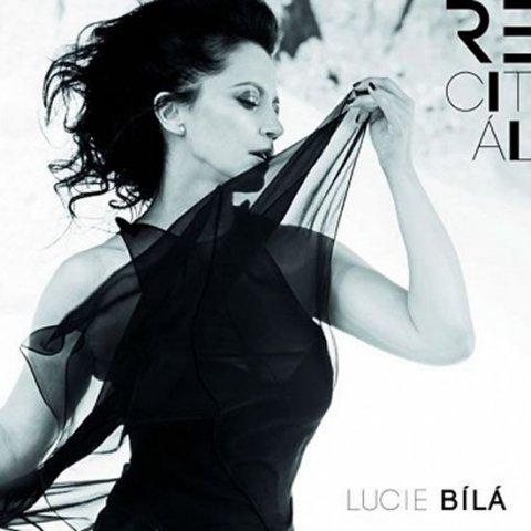 Bílá Lucie: Recitál - CD