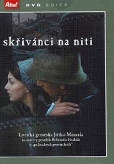 Hrabal Bohumil: Skřivánci na niti - DVD