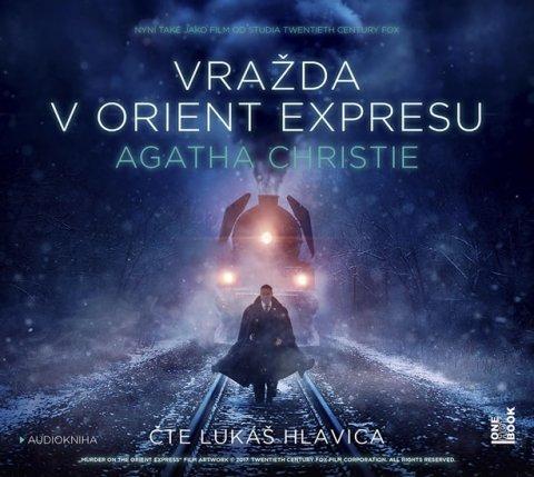 Christie Agatha: Vražda v Orient expresu - CDmp3