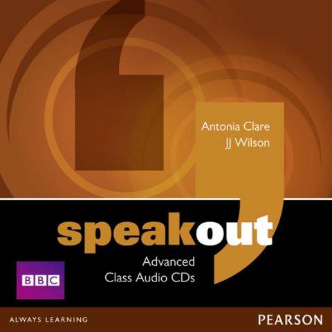 Wilson J. J.: Speakout Advanced Class CD (x2)