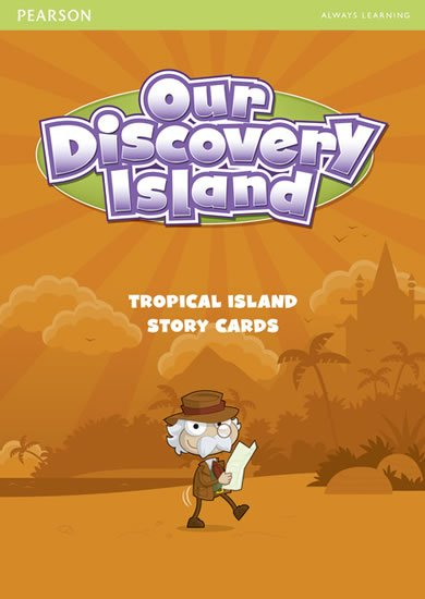 neuveden: Our Discovery Island 1 Storycards