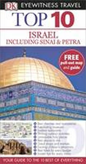 neuveden: Israel - Top 10 DK Eyewitness Travel Guide