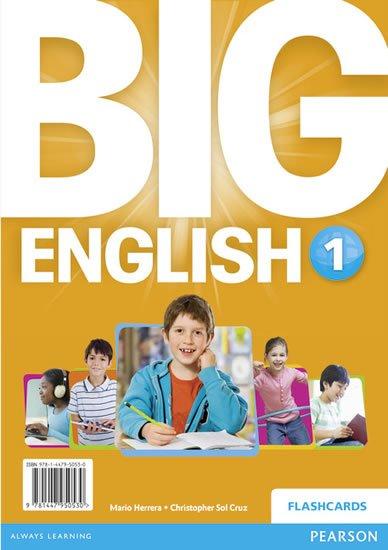 Herrera Mario: Big English 1 Flashcards