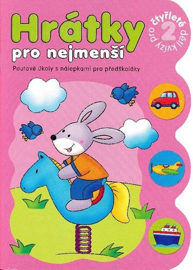 Podgórska Anna: Hrátky pro čtyřleté děti 2 část