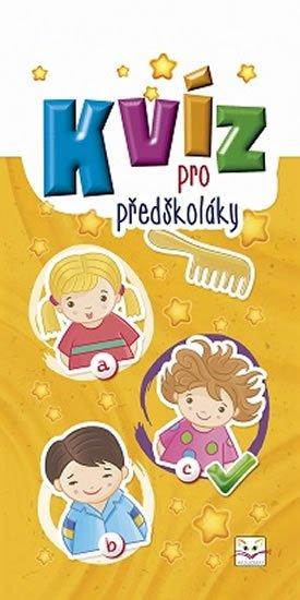 Podgórska Anna: Kvíz pro předškoláky