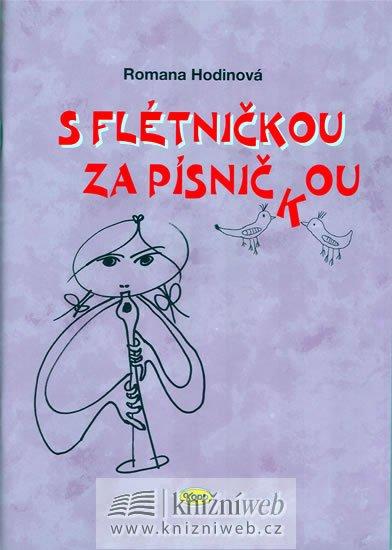 Hodinová Romana: S flétničkou za písničkou + CD - 2. vydání