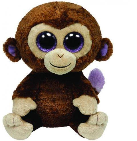 neuveden: TY Beanie Boos COCONUT - opička 15 cm