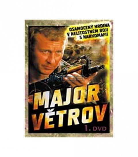 neuveden: Major Vetrov 1 - DVD
