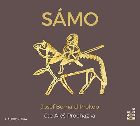 Prokop Josef Bernard: Sámo - CDmp3