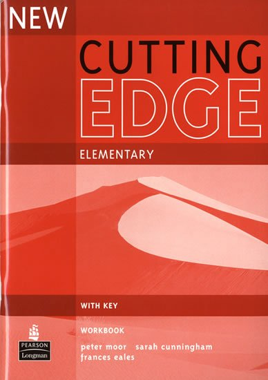 Cunningham Sarah: Cutting Edge Elementary Workbook with key (New)