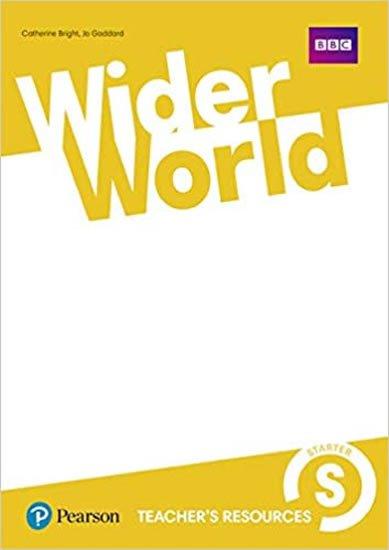 neuveden: Wider World Starter Teacher´s Resource Book