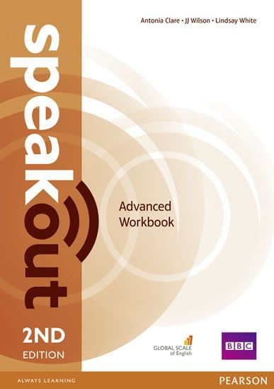 Clare Antonia: Speakout 2nd Edition Advanced Workbook no key