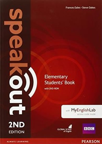 Clare Antonia: Speakout Elementary Students´ Book w/ DVD-ROM/MyEnglishLab Pack, 2nd Editio