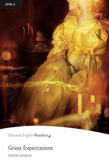 Dickens Charles: PER   Level 6: Great Expectations Bk/MP3 Pack