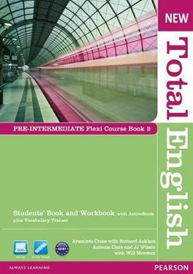 Crace Araminta: New Total English Pre-Intermediate Flexi Coursebook 2 Pack
