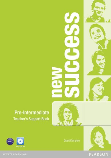 Kempton Grant: New Success Pre-Intermediate Teacher´s Book w/ DVD-ROM Pack