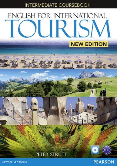 Strutt Peter: English for International Tourism New Edition Intermediate Coursebook w/ DV