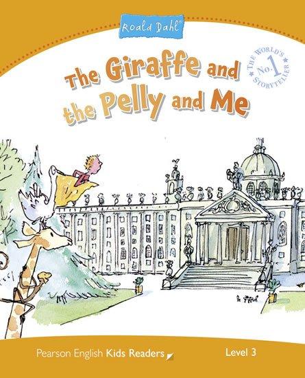 Harper Kathryn: PEKR | Level 3: The Giraffe/the Pelly/Me