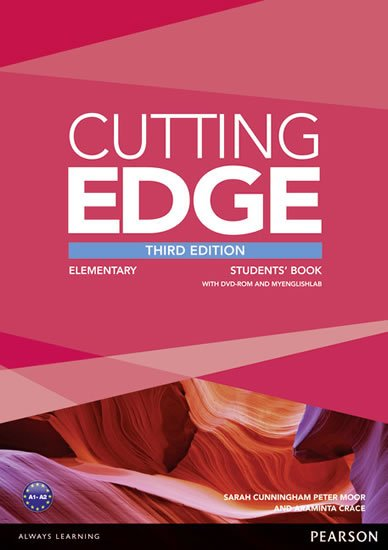 Crace Araminta: Cutting Edge 3rd Edition Elementary Students´ Book w/ DVD Pack